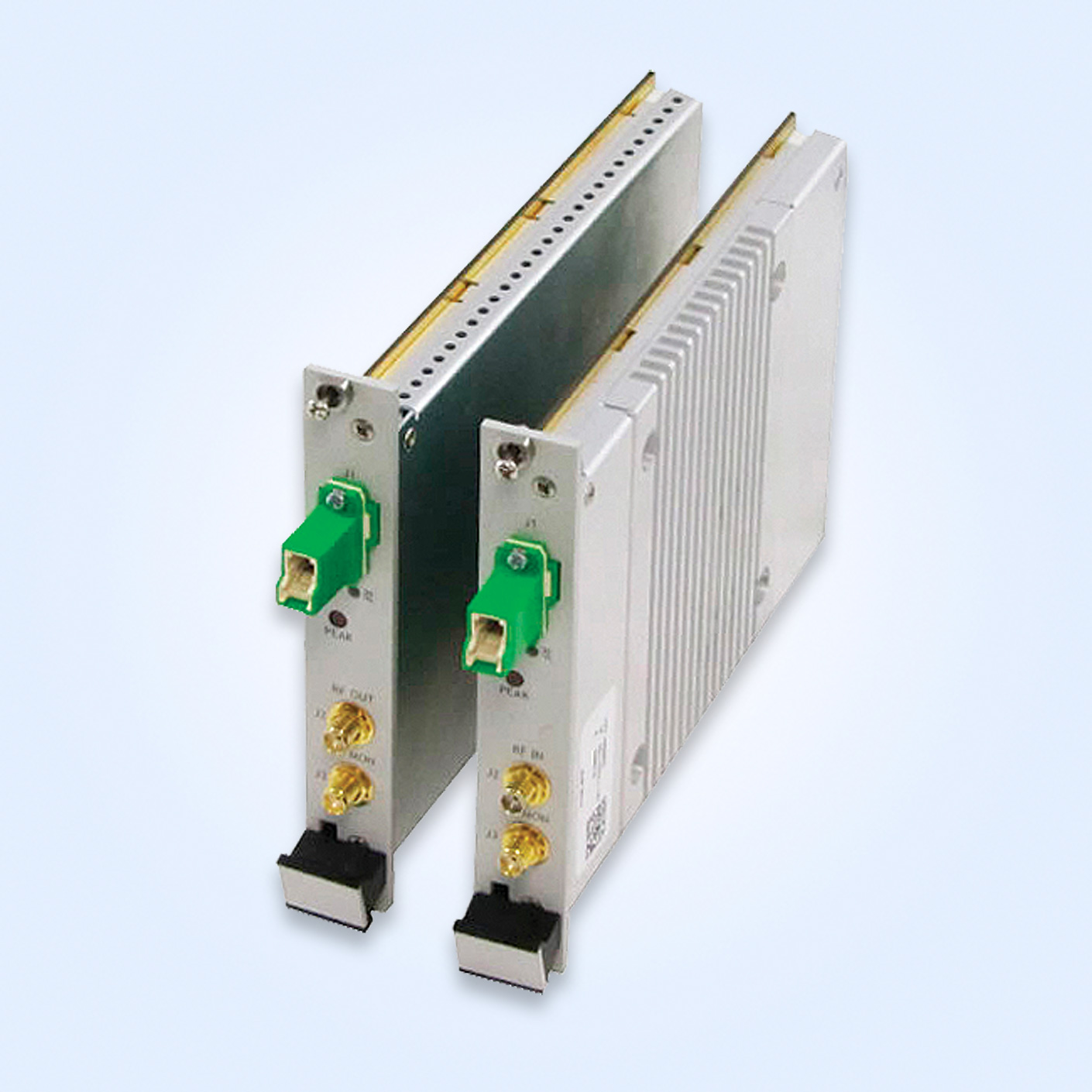 Optiva Platform Rf Microwave Fiber Optic Transport System 1 Mhz Cable With Audio Transmission Electronic Circuits Next