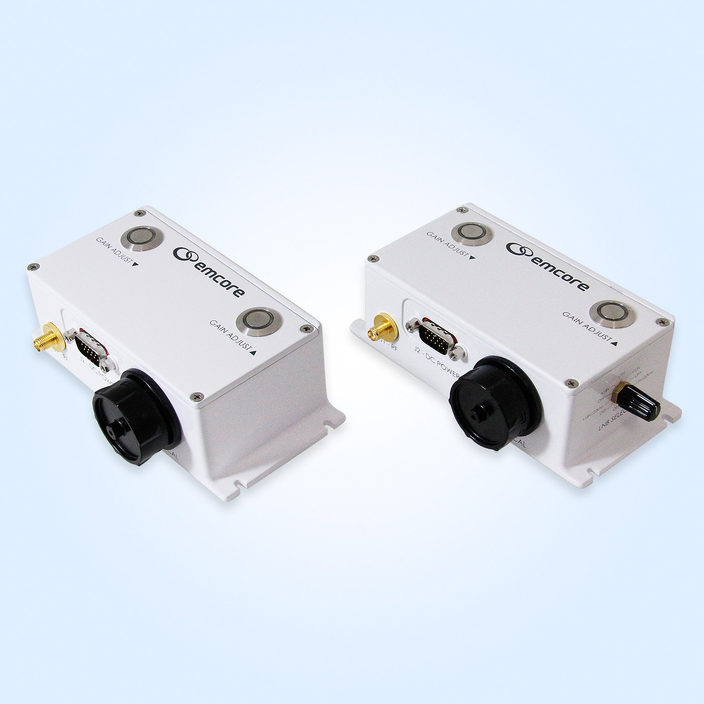 5200 Series 3 GHz & 6.5 GHz Fiber Optic Links