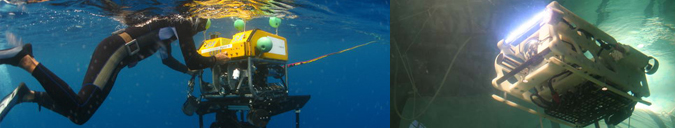 ROV-Remotely Operated Vehicle